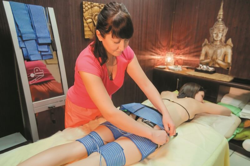 боди массаж во владимире
